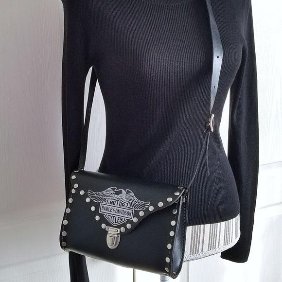 960fce6588ee Harley-Davidson Handbags - Vintage Harley Davidson Women s Crossbody Bag
